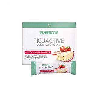 FiguActive Reep Aardbei-Yoghurt Reep