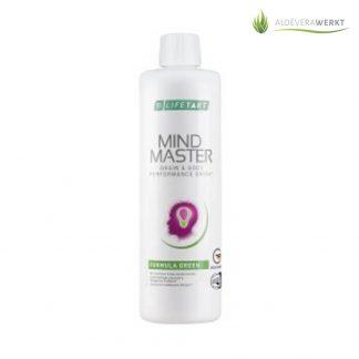 Mind Master Brain & Body Performance Drink Formula Green