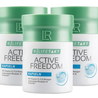 Active Freedom capsules set