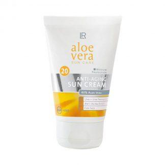 LR Aloe Vera Anti-Aging Zonnebrandcrème SPF 20