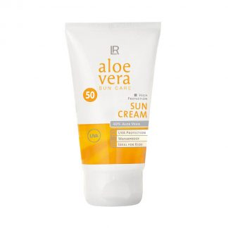 Aloë Vera Zonne crème SPF 50