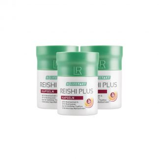 Reishi plus set