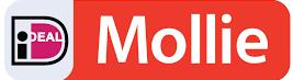 mollie is onze betaalprovider