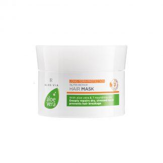 Aloe Vera Nutri-Repair Haarmasker extra verzorging voor in de diepte van het haar beter hersteld en beschermd tegen haarbreuk. Gratis verzending vanaf €29,-