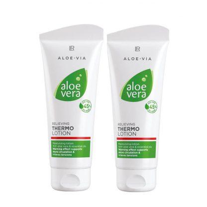 ThermoLotion Aangename, licht opwarmende en ontspannende lotion met natuurlijke etherische oliën. Gratis verzending vanaf €29,-