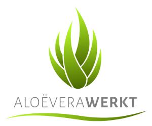 Contact logo aloeverawerkt