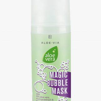 Je ziet Magic Bubble Mask verpakking nieuw