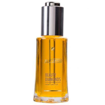 Beauty Diamonds Radiant Youth Oil de rijke oliecombinatie voedt, regenereert en beschermt de huid tegen verlies van hydratatie.