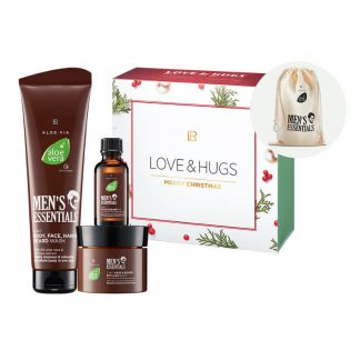 Aloe Vera Men's Essentials set