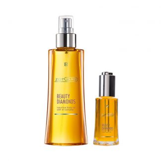 Face & Body Oil Set