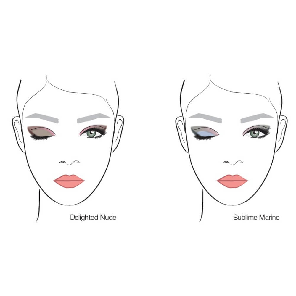 Deluxe oogschaduw