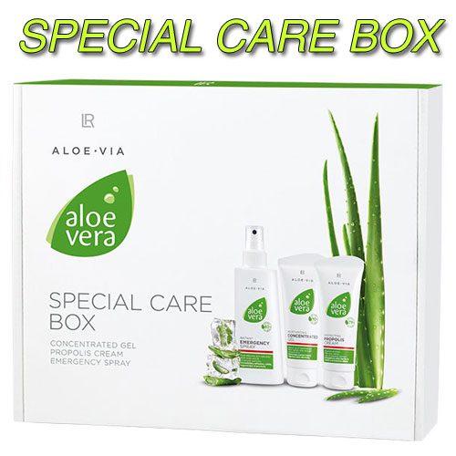 special care box Aloe Vera bij eczeem