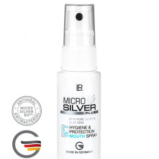 Microsilver mond spray