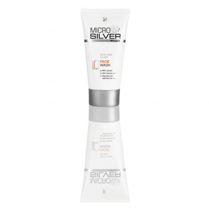 LR MICROSILVER PLUS Face Wash