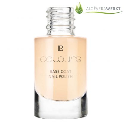 LR Colours Nail Base Coat