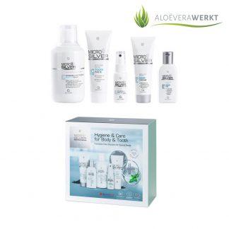 LR MICROSILVER PLUS Hygiene & Care Set