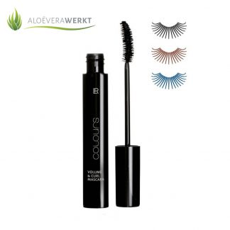 Colours Volume & Curl Mascara