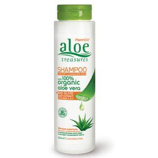 Aloe Treasures Shampoo Organic Aloë Vera